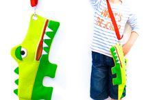 tašky pre deti