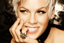 P!NK / by Esther Jackson