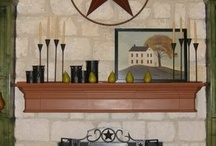 Country decor / by Andrea Rooks