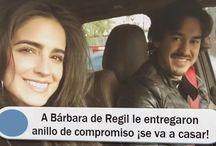 A Bárbara de Regil le entregaron anillo de compromiso ¡se va a casar!