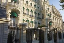 Shangri-La Hotel, Paris / Built in 1896 as the private home of Prince Roland Bonaparte, Shangri-La Hotel, Paris achieves a balance between Shangri-La hospitality and French art de vivre.