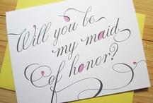 Wedding Invitations / all things invitations