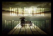 Sadness / Take me somewhere and forget everything
