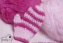 Crochet - Gloves, Mittens, Wristlets