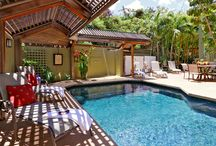 Featured Property- Wailea Inn / This luxurious vacation rental is located on the southern coast of Maui, perfectly located near the magnificent beaches in Kihei. The unique and spacious living accommodations can sleep up to thirty-two guests, perfect for large family holidays, anniversaries, weddings and many more! Take a moment to bask under the warm Hawaiian sun, watch the sunset from one of the Jacuzzis or reconnect in the on-site yoga studio- the possibilities for your Hawaiian paradise are endless! http://bit.ly/WaileaInn