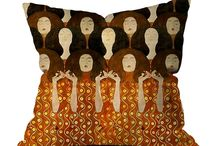 Başyapıt Kırlentler - Masterpiece Cushions