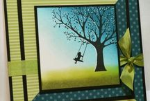 Trees cards / cards