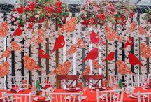 славянские мотивы в свадьбе