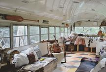 Bus interior ideas