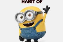 Minion madness / Everything minions from quotes to pictures its all there.     Minions are so adorable stupid and cute at the same time!!