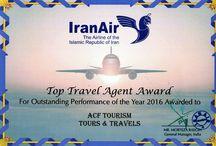 IRAN AIR CERTIFICATE 2016