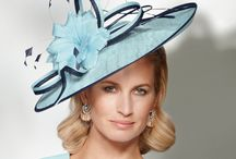Millinery / Hats and fascinators available at Charisma of Fawley
