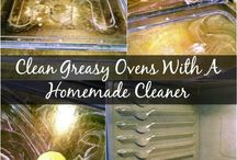 Cleaning your oven easy