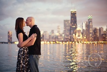 chicago engagement session ~ sedona bride photographers / by Sedona Bride Photogs Andrew