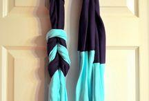 DIY Clothes/Scarfs