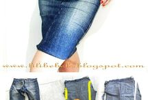 Sewing - jeans