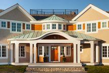 Cape Cod Dream Home / www.capearchitects.com
