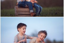 Brothers portre photograph