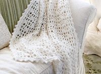 All Things Crocheted Afghans / by Mitzi Christian (krikket207)