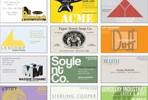 Fictional Business Cards