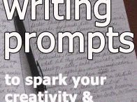 Writing inspiration, prompts