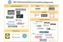 Recommend and endorsed by / Our products are recommend by numerous companies!!