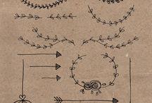 Desene de mână