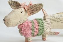 animal craft/art