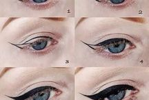 Rockabilly-Make-up