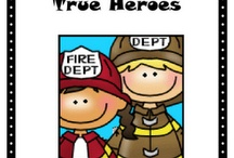Firefighting / by Anna Miller