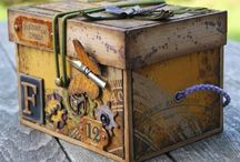 Altered Boxes / by Linda Gaffney