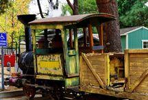 Walt's Barn/Griffith Park Merry-Go-Round