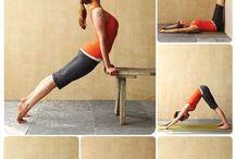 Yoga / Downward dog