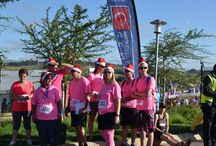Sisters with Blisters / ShowMe Pretoria attended 2013 Sisters with Blisters Walk. The walk was yet again a roaring success, the perfect day for having fun as thousands streamed to Blue Hills Country & Equestrian Estate, in all kinds of outrageous costumes to take part and support the cause.