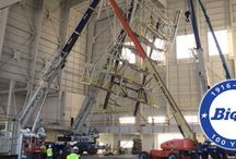 Bigge Mobile #Rentals / Bigge is the worldwide leader in bare and operated & maintained crane rentals, providing cranes for industrial, commercial, and government applications nationwide.
