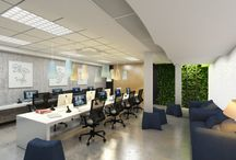 Low ceilings / Inspirations to cope with low and suspended ceilings in spaces