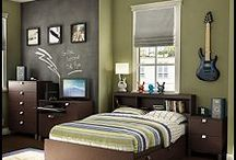 boy teen room