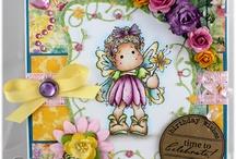 Tilda Coloring Inspiration