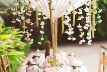 Wedding Theming (is that a word?) / Choosing a theme  - thinking some sort of Asian inspiration / by Katey Bourgeois