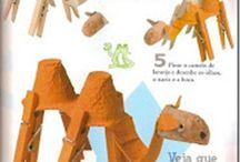 Camelidos / Actividades feria de las ciencias