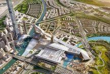 Interesting development projects around the world