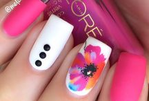 nail's / this is nail art i think is cute and girly