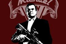 Michael de Santa, GTA V
