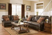 lounge antique leather