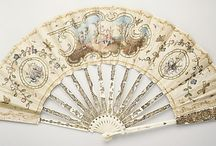 1750-1820 Fans / by Aubry