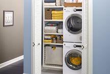 Condo Living - Laundry Space