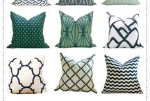 Pillows & Accessories / by Vanessa Francis Interior Design