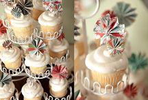 Cupcakes, B-day cakes, wedding cakes