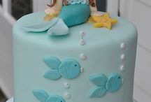 Under the Sea Birthday Party Ideas / by Jennifer (DesignsByNyxxie)