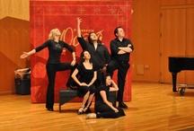 Opera Residency Programs / Artist-In-Residence Programs with Opera Companies